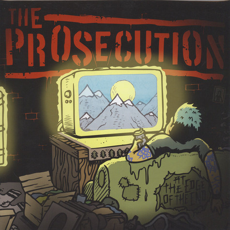 Prosecution, The - At The Edge Of The End