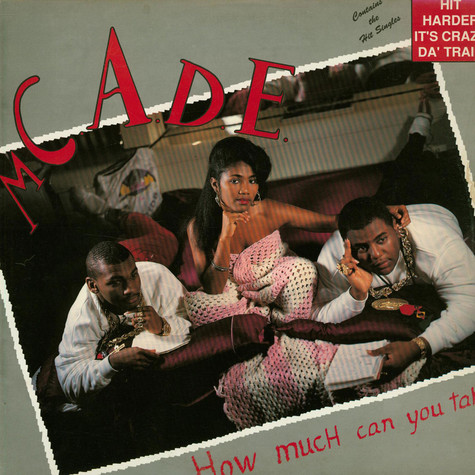 MC ADE - How Much Can You Take