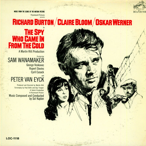 Sol Kaplan - OST The Spy Who Came In From The Cold