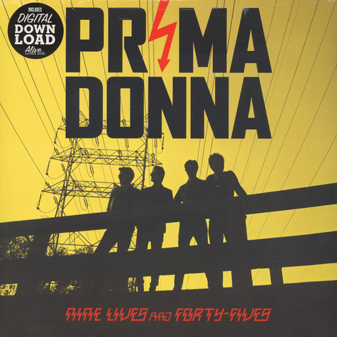 Prima Donna - Nine Lives And Forty Fives