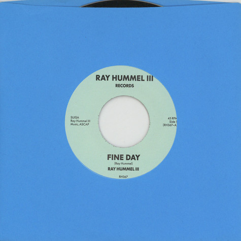 Ray Hummel III with The Legends - Fine Day Standard 1st Version
