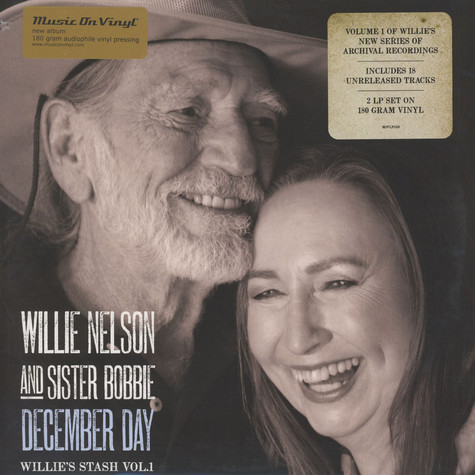 Willie Nelson & Sister Bobbie - December Day - Willie's Stash Volume 1