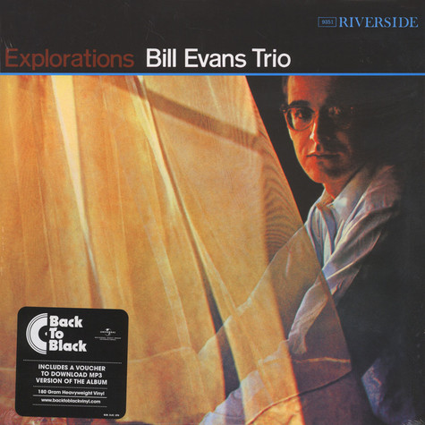 Bill Evans Trio - Explorations Back To Black Edition