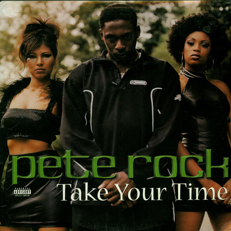 Pete Rock - Take Your Time