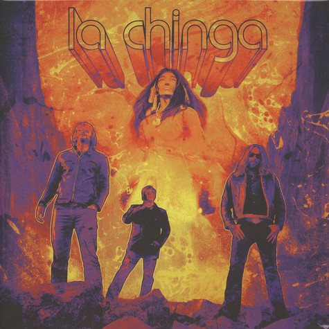 La Chinga - La Chinga Black Vinyl Edition