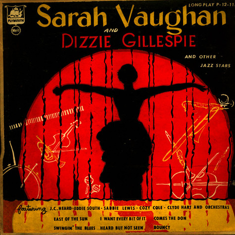 V.A. - Sarah Vaughan And Dizzie Gillespie And Other Jazz Stars