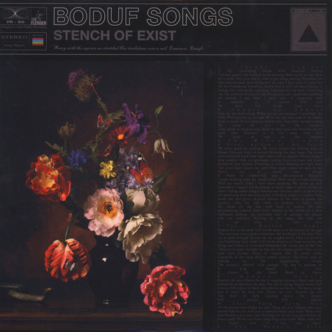 Boduf Songs - Stench Of Exist