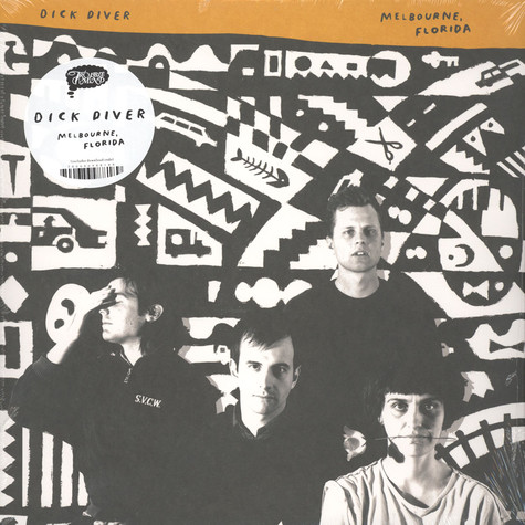 Dick Diver - Melbourne, Florida Black Vinyl Edition