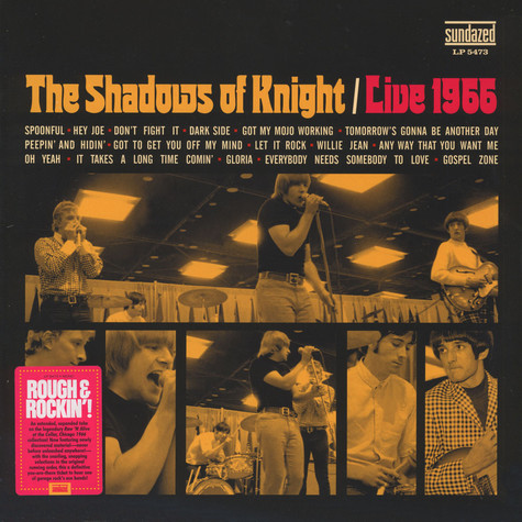 Shadows Of Knight - Live 1966