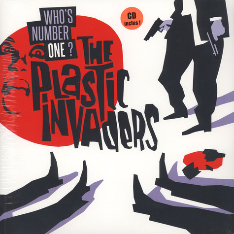 Plastic Invaders - Who's Number One?