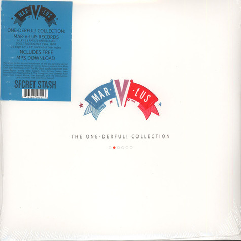 V.A. - One-derful Collection: Mar-v-lus Records