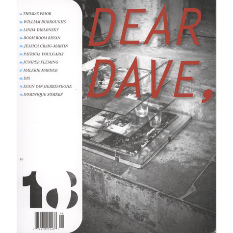 Dear Dave - 2015 - Issue 18