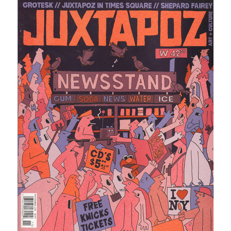 Juxtapoz Magazine - 2015 - 11 - November