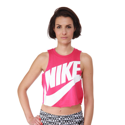 Nike - NTF Crop Sleeveless Top