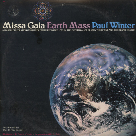 Paul Winter - Missa Gaia / Earth Mass