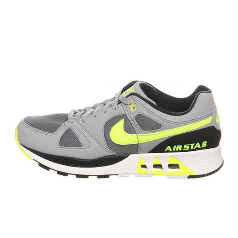 Nike - Air Stab (Cool Grey   Volt   Wolf Grey   Anthracite)  7e5f02d17