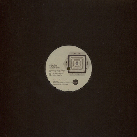 iO (Mulen) - Groove On The Roof EP