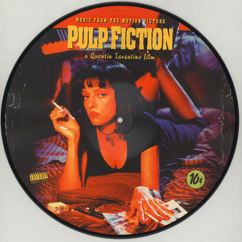 V.A. - OST Pulp Fiction Picture Disc