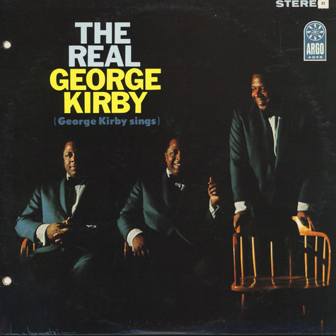 George Kirby - The Real George Kirby