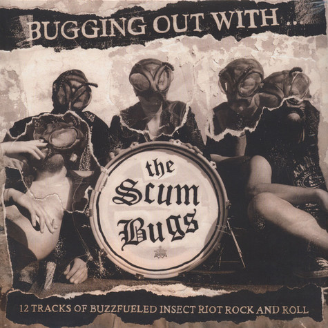 Scumbugs, The - Bugging Out With...