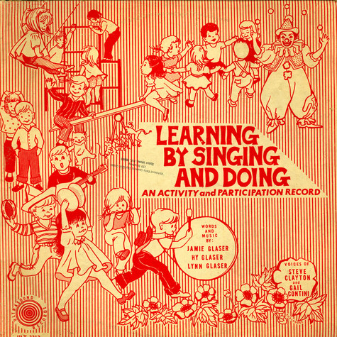 Steve Clayton And Gail Contini - Learning By Singing And Doing