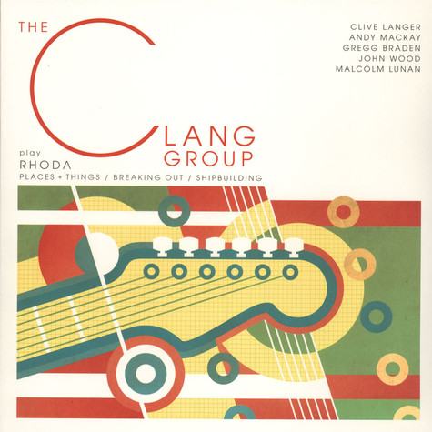 Clang Group, The - The Clang Group EP