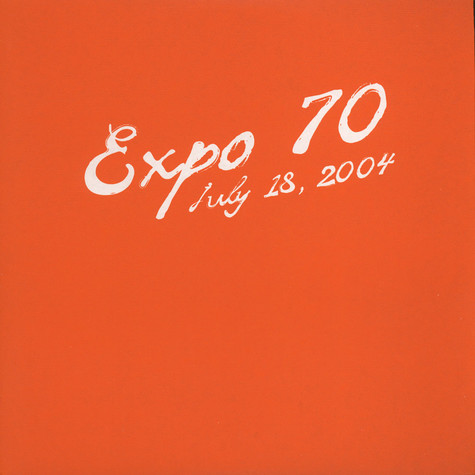 Expo 70 - July 18, 2004