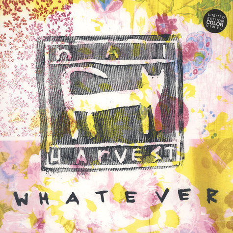 Nai Harvest - Whatever Colored Vinyl Edition