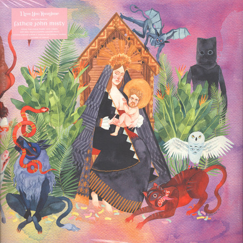 Father John Misty - I Love You, Honeybear Deluxe Edition
