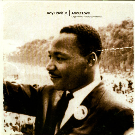 Roy Davis Jr. - About Love