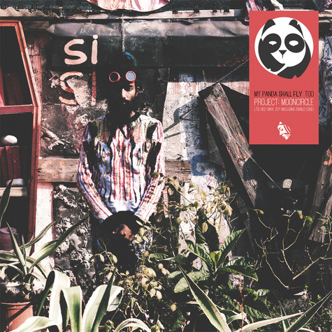 My Panda Shall Fly - Too Red Vinyl Edition