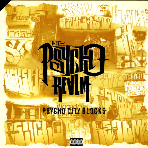Psycho Realm - Psycho City Blocks