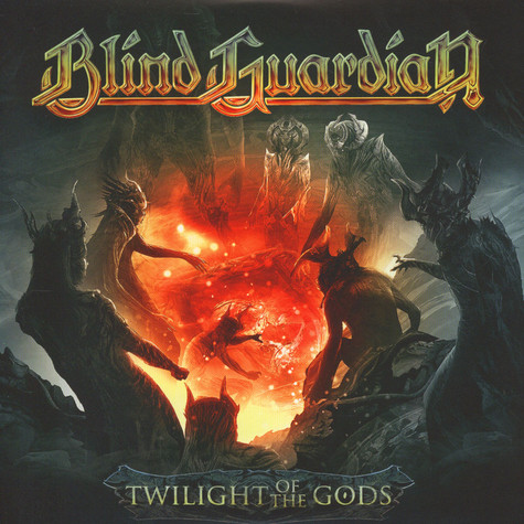 Blind Guardian - Twilight Of The Gods Green Vinyl Edition