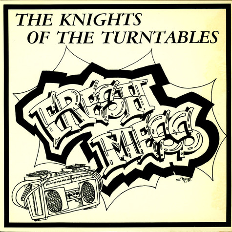 Knights Of The Turntables - Fresh Mess