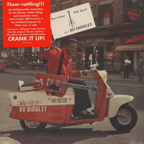 Bo Diddley - Have Guitar Will Travel Mono Edition