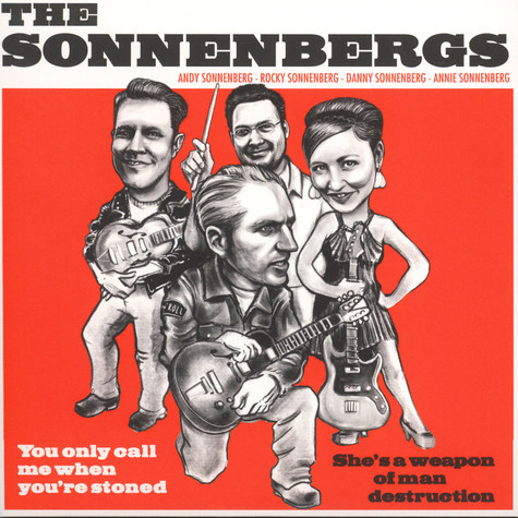 Sonnenbergs - You Only Call Me When You're Stoned