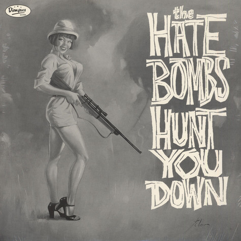 Hate Bombs - Hunt You Down