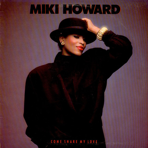 Miki Howard - Come Share My Love