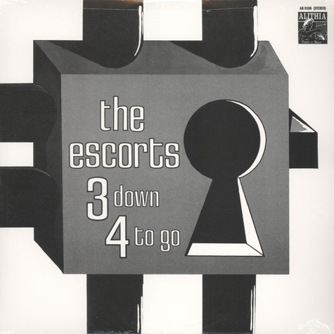Escorts, The - 3 Down 4 To Go