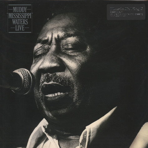 Muddy Waters - Muddy 'Mississippi' Live