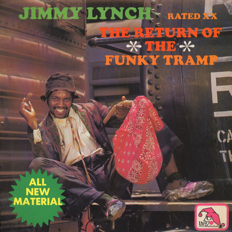 Jimmy Lynch - The Return Of The Funky Tramp