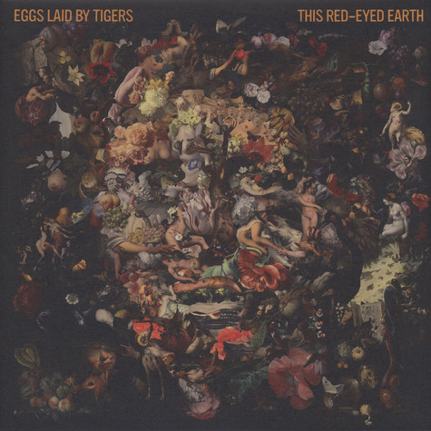 Eggs Laid By Tigers - This Red-eyed Earth