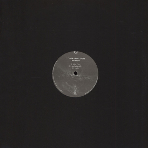 Jeff Mills - Zones And Layers RSD 2014 Edition