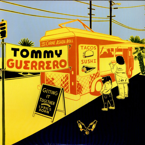Tommy Guerrero - Gettin' It Together