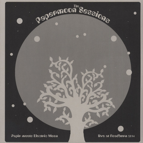 Papir Meets Electric Moon - The Papermoon Sessions Live At Roadburn 2014 Black Vinyl Edition