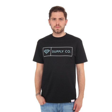 Diamond Supply Co. - Boxed In T-Shirt