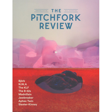 Pitchfork Review - Issue 5