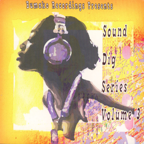Jenifa Mayanja & Friends - Sound Dig Series Volume 3