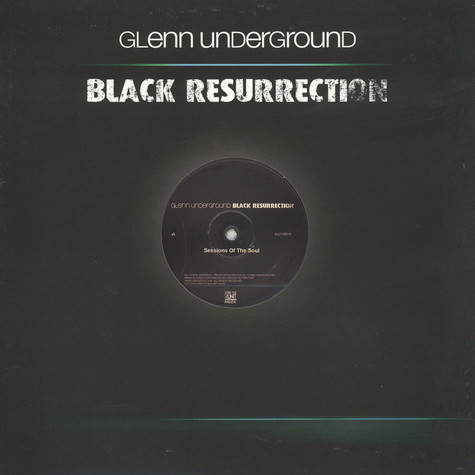 Glenn Underground - Black Resurrection EP #1