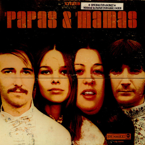 Mamas & The Papas, The - The Papas & The Mamas